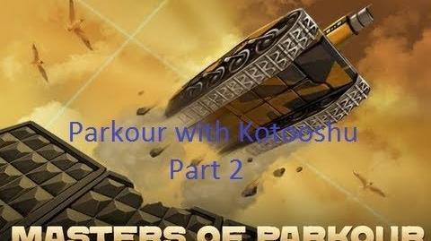 Tanki Online Parkour with Kotooshu Ep.2- Highland