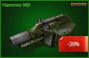 Discount whole-selling Hammer M0 val20