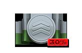 Multiplier Pass Silver 30%