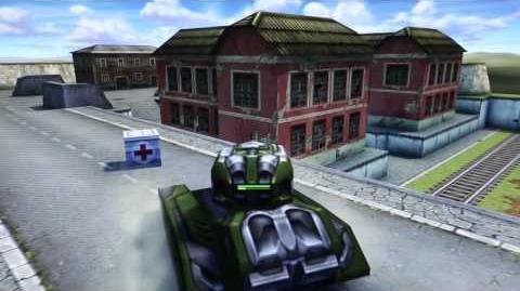 New physics for tanks