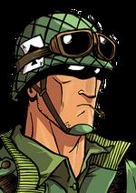 Sprite Avatar Soldier