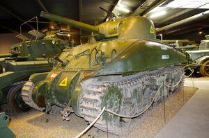 Sherman Grizzly Tank (5781153275)