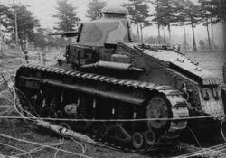 Renault NC-31 historical photo