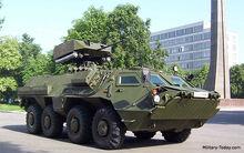 BTR-4 real life