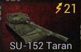 SU-152 Taran