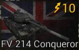 FV214 Conqueror