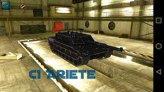 Tanktastic -- C1 Ariete