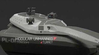 Obrum ADVANCED STEALTH Main Battle Tank Marketing video NEW chalenger to abrams and merkava tank