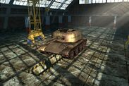 ZSU-57-2 Sparka