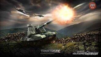 Tanktastic 2.0 Open Beta Artillery.