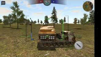 Tanktastic M270 MLRS - gamepaly
