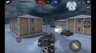 Tanktastic снежный Tiger 1