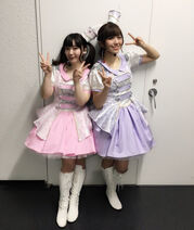 Feathers Seiyuu Backstage 3