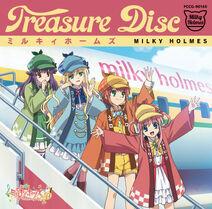 Treasure Disc cover
