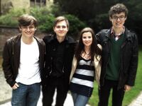 Time Agent series 4 cast