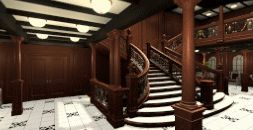 Aft Grand Staircase Titanic Adventure Out Of Time Wiki
