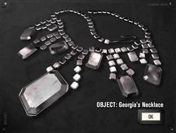 Georgia's Necklace