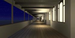 A-Deck Promenade