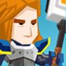 Lance, Knight of Cobalt Steel 1