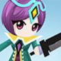 Aya the Lightning Violet 2