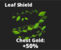 Leaf Shield Icon