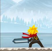 Pixel sword preview