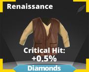Renaissance Outfit Icon