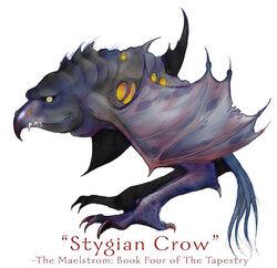 Stygian Crow