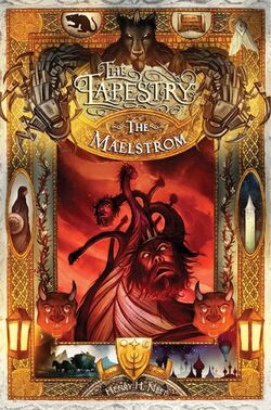 The Maelstrom Cover
