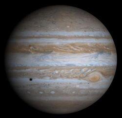 497px-Jupiter by Cassini-Huygens