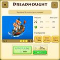 The Dreadnought Tier 8