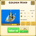 Golden Hind Tier 8