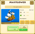 The Mayflower Tier 10