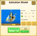 Golden Hind Tier 7