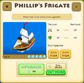 Cpt. Phillip's Frigate Tier 5