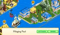 Pillaging Paul