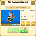 The Dreadnought Tier 5