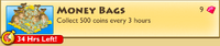 Decoration - Money Bags