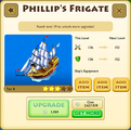 Cpt. Phillip's Frigate Tier 8