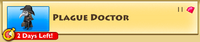 Decoration - Plague Doctor