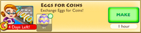 Eggs for Coins Crafting