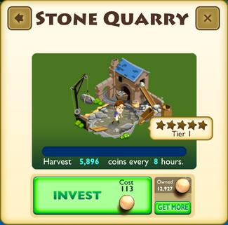 Stone Quarry Faceplate