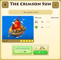 The Crimson Sun Tier 10