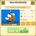 The Mayflower Tier 8