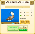 Crafted Cruiser Tier 2