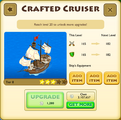 Crafted Cruiser Tier 8