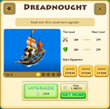 The Dreadnought Tier 6