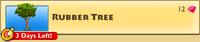 Decoration - Rubber Tree