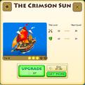 The Crimson Sun Tier 8