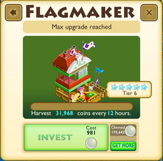 Flagmaker faceplate
